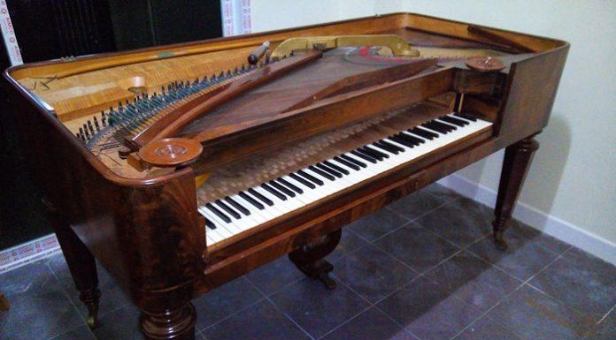 วิธีกำจัดเชื้อราที่เปียโน ทำได้ไม่ยาก เพียงไม่กี่ขั้นตอน