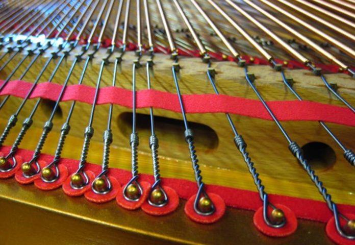 สายเปียโนขาด ทำอย่างไร ให้กลับมาใช้งานได้ตามปกติ