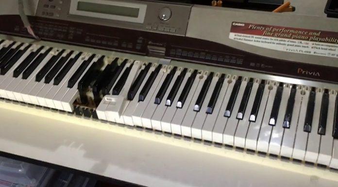 เปียโนน้ำท่วม ทำอย่างไรดี ซ่อมได้หรือไม่